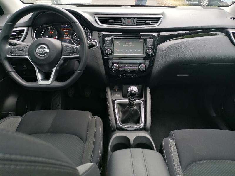 Nissan Qashqai 1.3 DIG-T 140ch N-Connecta 2019 Euro6-EVAP Blanc occasion à Saint-Doulchard - photo n°6