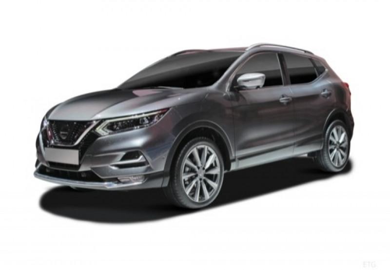 Nissan Qashqai 1.3 DIG-T 140ch Tekna+ Euro6d-T Noir occasion à CHANTELOUP EN BRIE