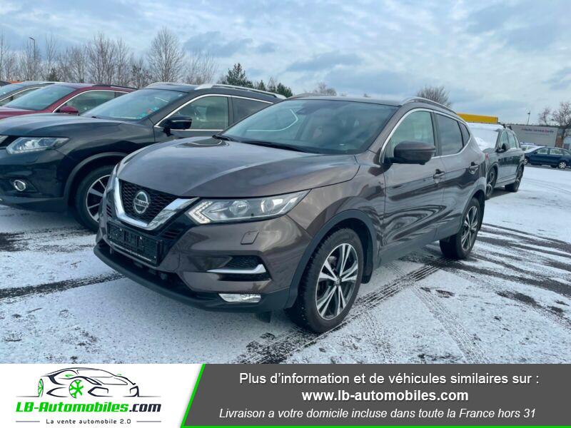 Nissan Qashqai 1.3 DIG-T 160 ch Marron occasion à Beaupuy