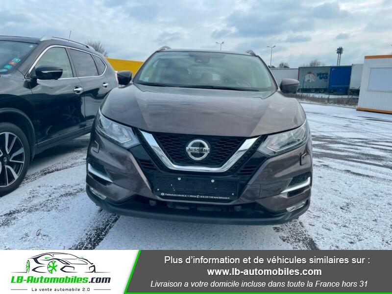Nissan Qashqai 1.3 DIG-T 160 ch Marron occasion à Beaupuy - photo n°8