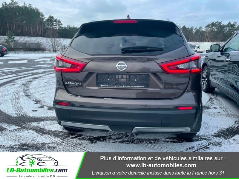 Nissan Qashqai 1.3 DIG-T 160 ch Marron occasion à Beaupuy - photo n°9