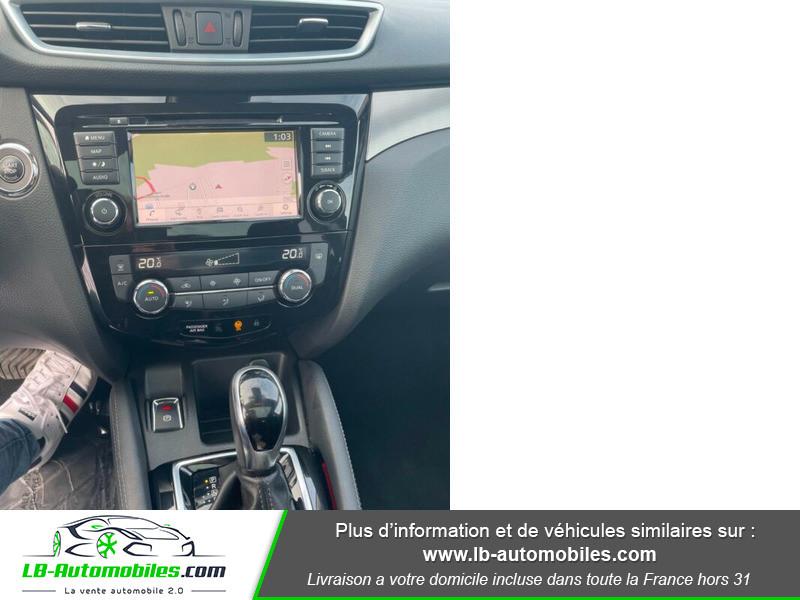 Nissan Qashqai 1.3 DIG-T 160 ch Marron occasion à Beaupuy - photo n°7