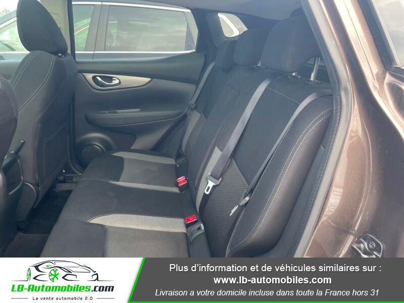 Nissan Qashqai 1.3 DIG-T 160 ch Marron occasion à Beaupuy - photo n°3