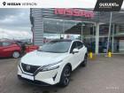Nissan Qashqai 1.3 Mild Hybrid 140cv N-Connecta Blanc à La Chapelle-Longueville 27