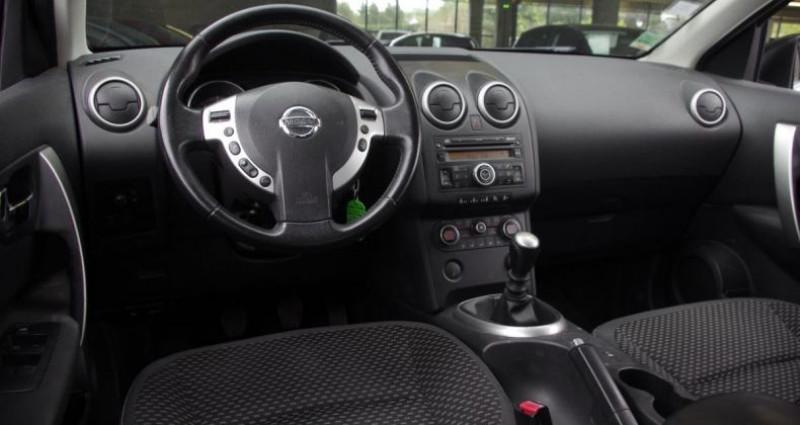 Nissan Qashqai 1.5 DCI 106 ACENTA Blanc occasion à Chambourcy - photo n°2