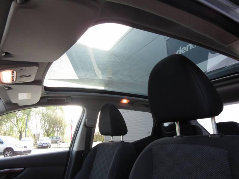 Nissan Qashqai 1.5 dCi 110 N-Connecta Noir occasion à Périgueux - photo n°15
