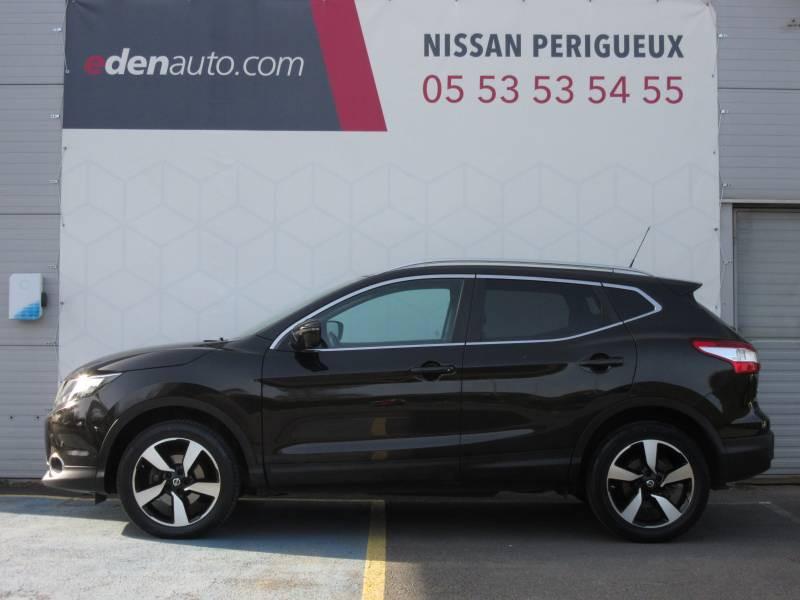 Nissan Qashqai 1.5 dCi 110 N-Connecta Noir occasion à Périgueux - photo n°2