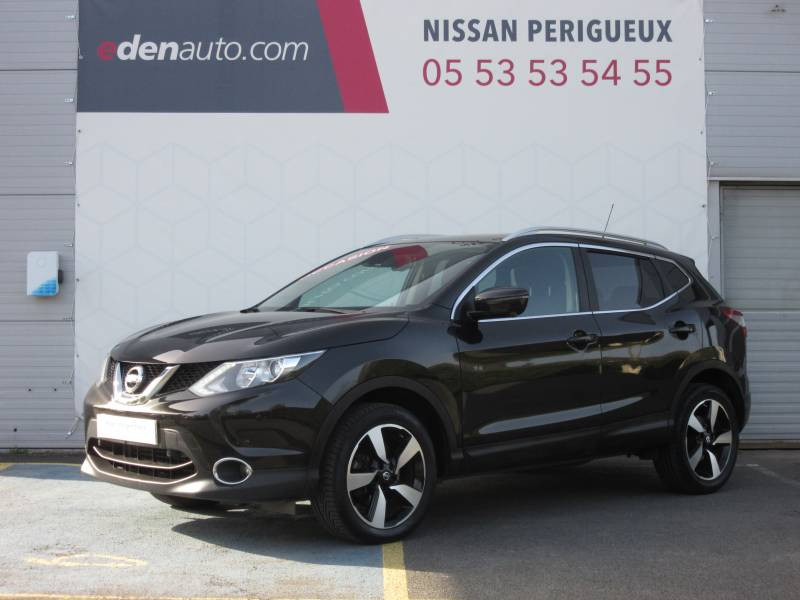 Nissan Qashqai 1.5 dCi 110 N-Connecta Noir occasion à Périgueux