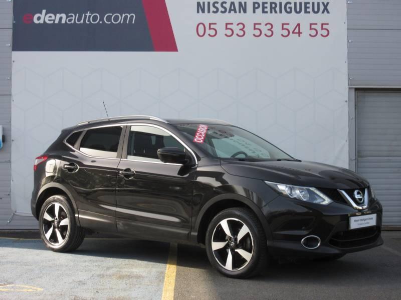 Nissan Qashqai 1.5 dCi 110 N-Connecta Noir occasion à Périgueux - photo n°7