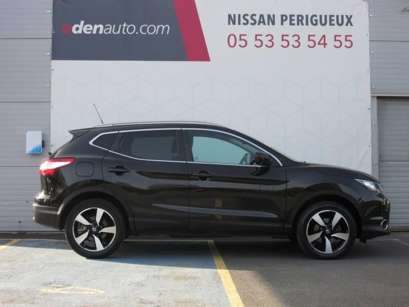 Nissan Qashqai 1.5 dCi 110 N-Connecta Noir occasion à Périgueux - photo n°6