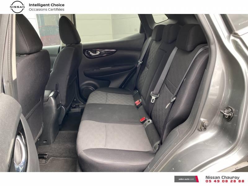 Nissan Qashqai 1.5 dCi 110 N-Connecta Gris occasion à Chauray - photo n°16