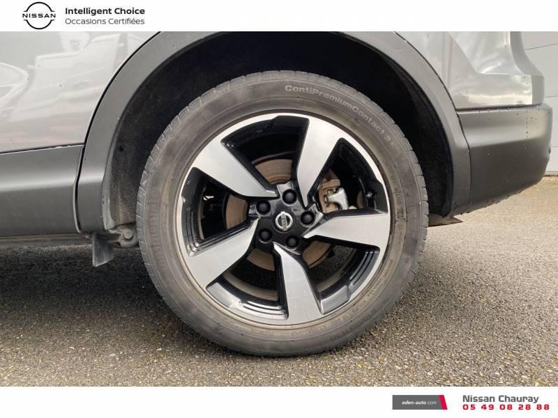 Nissan Qashqai 1.5 dCi 110 N-Connecta Gris occasion à Chauray - photo n°5