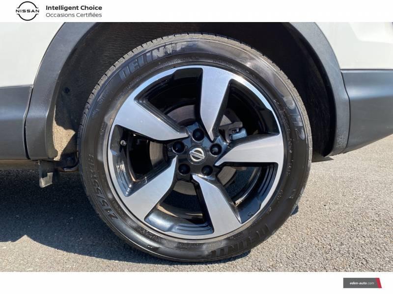 Nissan Qashqai 1.5 dCi 110 N-Connecta Blanc occasion à Chauray - photo n°5