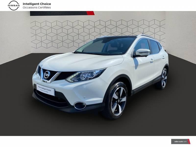Nissan Qashqai 1.5 dCi 110 N-Connecta Blanc occasion à Chauray