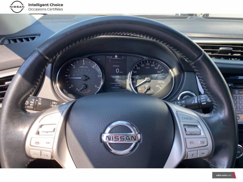 Nissan Qashqai 1.5 dCi 110 N-Connecta Blanc occasion à Chauray - photo n°12