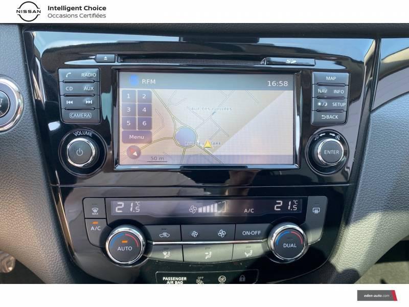 Nissan Qashqai 1.5 dCi 110 N-Connecta Blanc occasion à Chauray - photo n°18