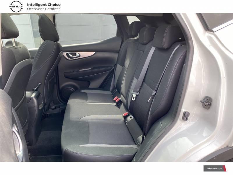 Nissan Qashqai 1.5 dCi 110 N-Connecta Blanc occasion à Chauray - photo n°14