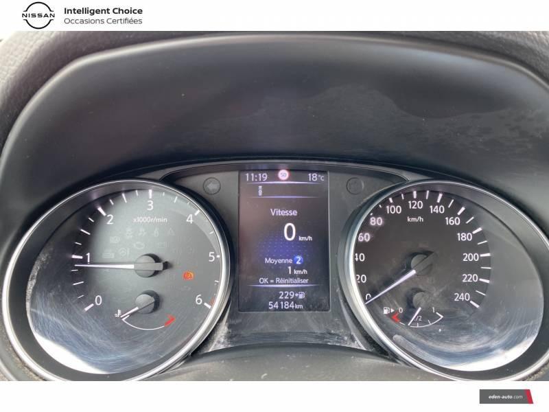 Nissan Qashqai 1.5 dCi 110 N-Connecta Blanc occasion à Chauray - photo n°19