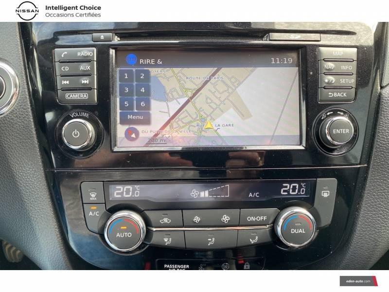 Nissan Qashqai 1.5 dCi 110 N-Connecta Blanc occasion à Chauray - photo n°11