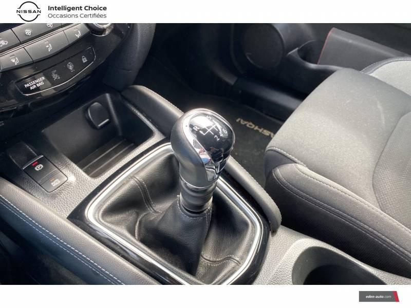 Nissan Qashqai 1.5 dCi 110 N-Connecta Blanc occasion à Chauray - photo n°13