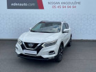 Nissan Qashqai 1.5 dCi 110 Tekna Blanc à Champniers 16
