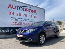 Nissan Qashqai Bleu, garage AUTODROME à Marseille 10