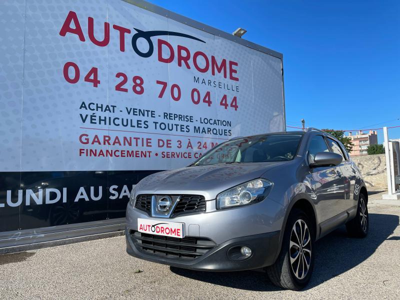 Nissan Qashqai occasion 2013 mise en vente à Marseille 10 par le garage AUTODROME - photo n°1