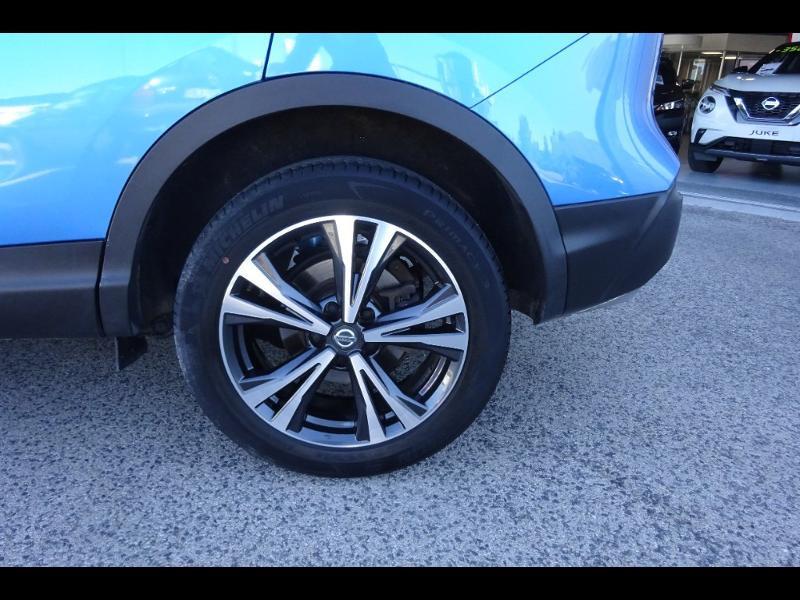 Nissan Qashqai 1.5 dCi 110ch N-Connecta 99g Bleu occasion à Rodez - photo n°12