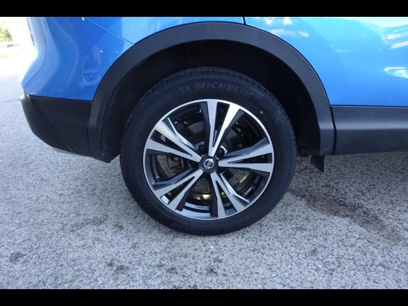 Nissan Qashqai 1.5 dCi 110ch N-Connecta 99g Bleu occasion à Rodez - photo n°11