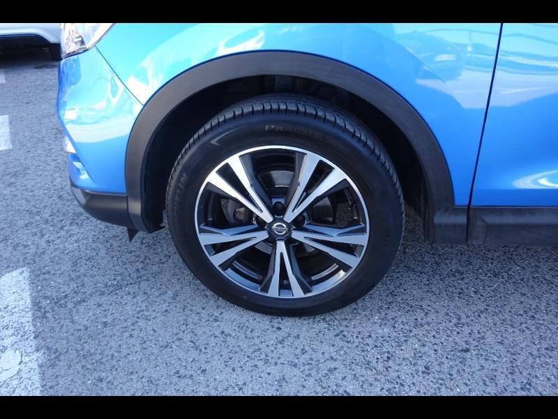 Nissan Qashqai 1.5 dCi 110ch N-Connecta 99g Bleu occasion à Rodez - photo n°13