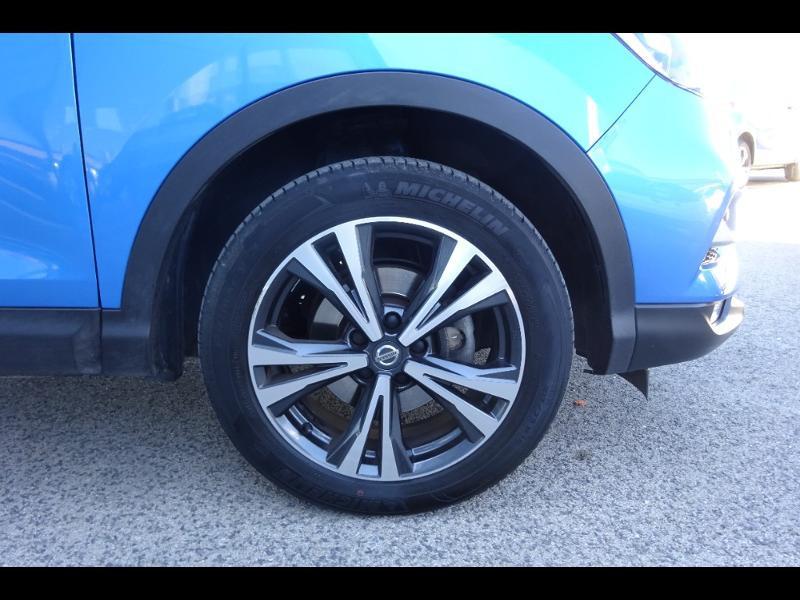 Nissan Qashqai 1.5 dCi 110ch N-Connecta 99g Bleu occasion à Rodez - photo n°10