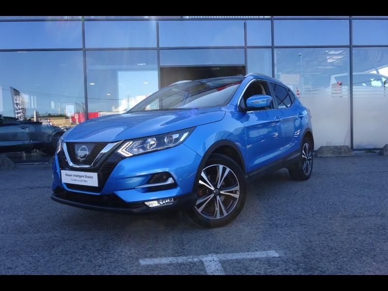 Nissan Qashqai 1.5 dCi 110ch N-Connecta 99g Bleu occasion à Rodez