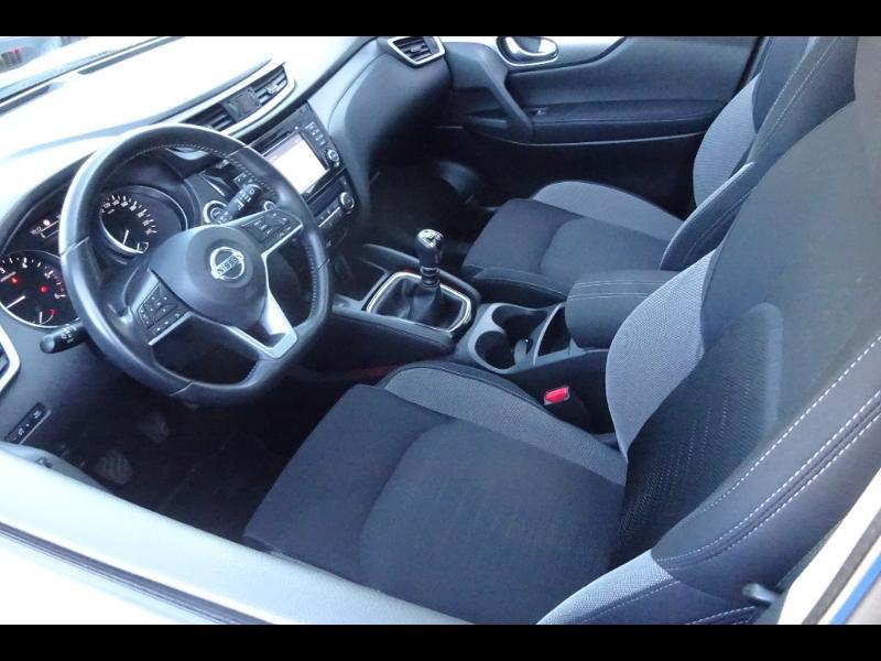 Nissan Qashqai 1.5 dCi 110ch N-Connecta 99g Bleu occasion à Rodez - photo n°14