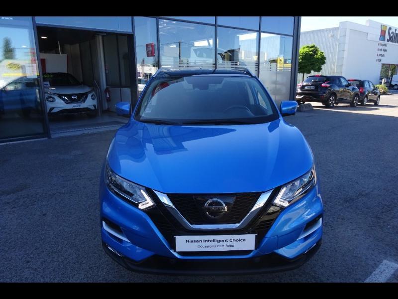 Nissan Qashqai 1.5 dCi 110ch N-Connecta 99g Bleu occasion à Rodez - photo n°9