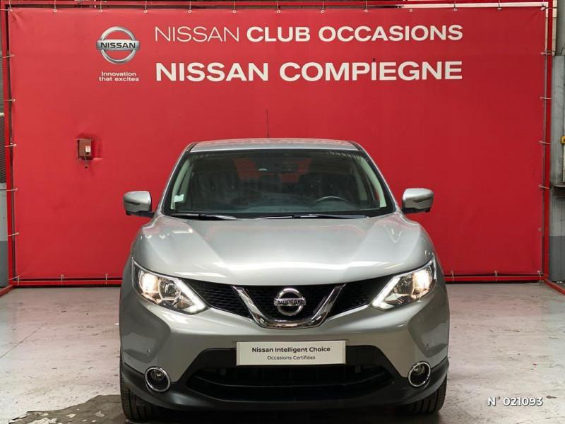 Nissan Qashqai 1.5 dCi 110ch N-Connecta Gris occasion à Venette - photo n°2