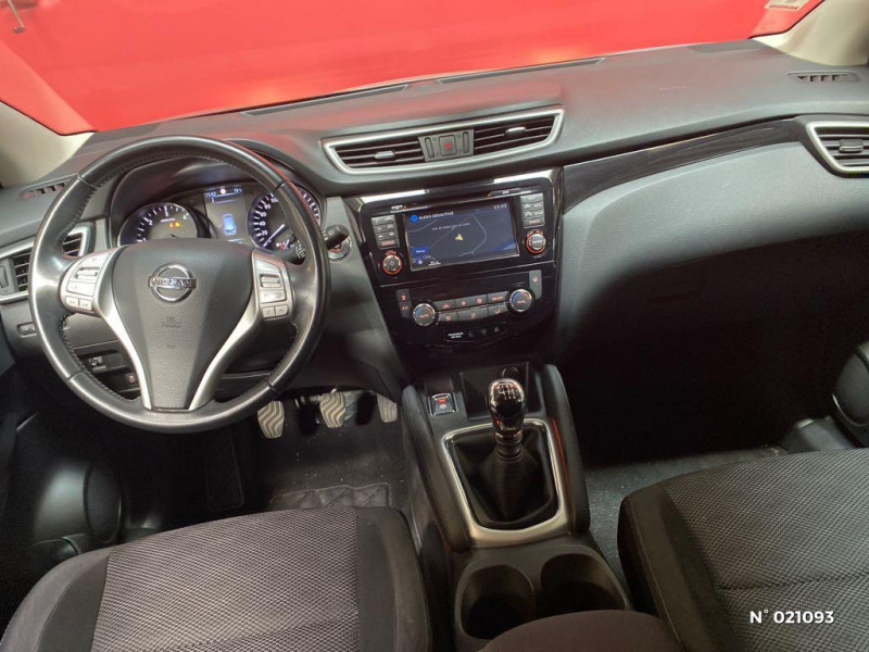 Nissan Qashqai 1.5 dCi 110ch N-Connecta Gris occasion à Venette - photo n°10