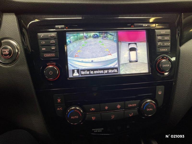 Nissan Qashqai 1.5 dCi 110ch N-Connecta Gris occasion à Venette - photo n°13