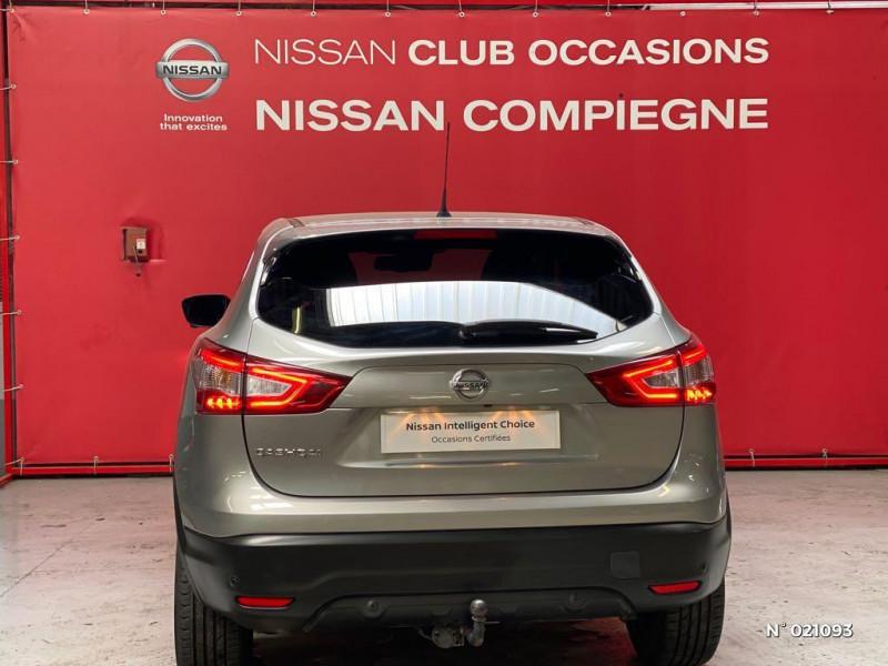 Nissan Qashqai 1.5 dCi 110ch N-Connecta Gris occasion à Venette - photo n°3