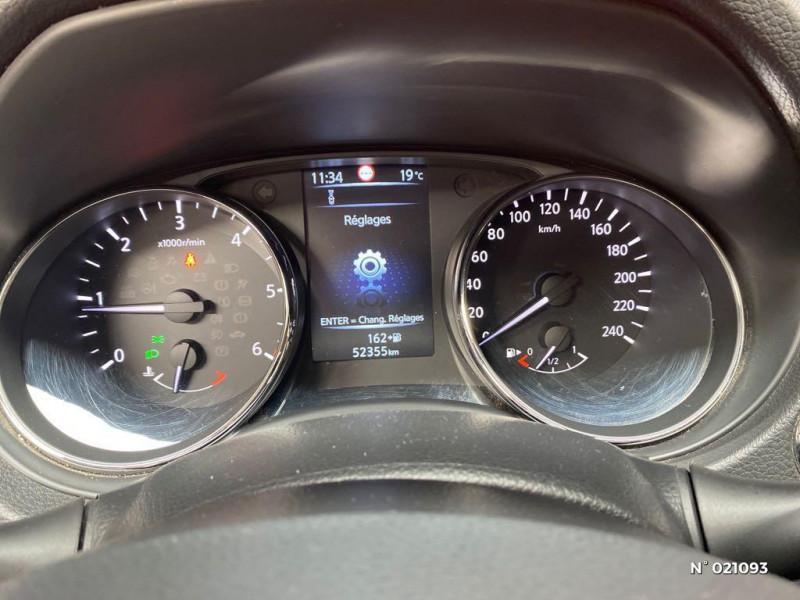 Nissan Qashqai 1.5 dCi 110ch N-Connecta Gris occasion à Venette - photo n°12