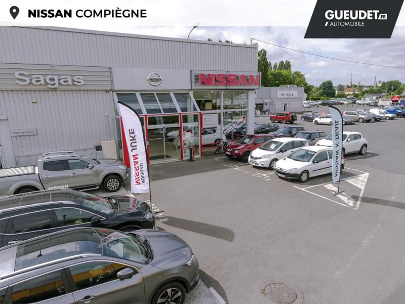 Nissan Qashqai 1.5 dCi 110ch N-Connecta Gris occasion à Venette - photo n°16