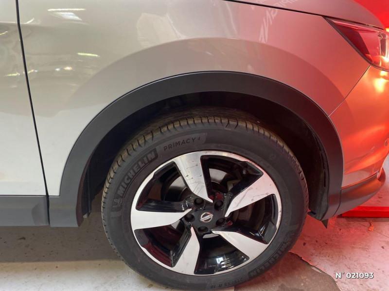 Nissan Qashqai 1.5 dCi 110ch N-Connecta Gris occasion à Venette - photo n°9