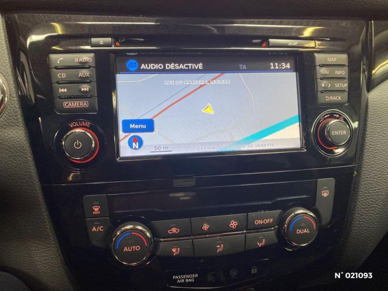Nissan Qashqai 1.5 dCi 110ch N-Connecta Gris occasion à Venette - photo n°11