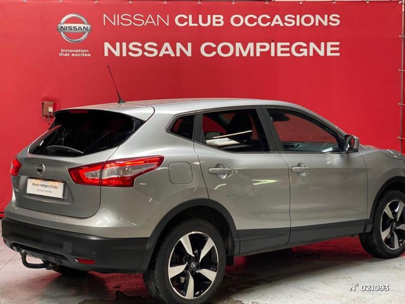 Nissan Qashqai 1.5 dCi 110ch N-Connecta Gris occasion à Venette - photo n°6
