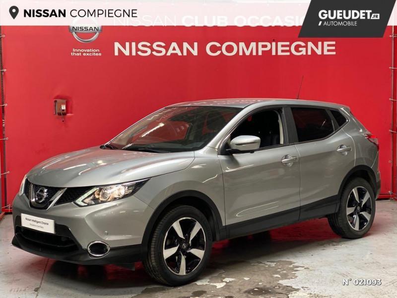 Nissan Qashqai 1.5 dCi 110ch N-Connecta Gris occasion à Venette