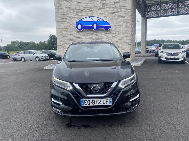 Nissan Qashqai 1.5 DCI 110CH TEKNA Noir occasion à Serres-Castet - photo n°7