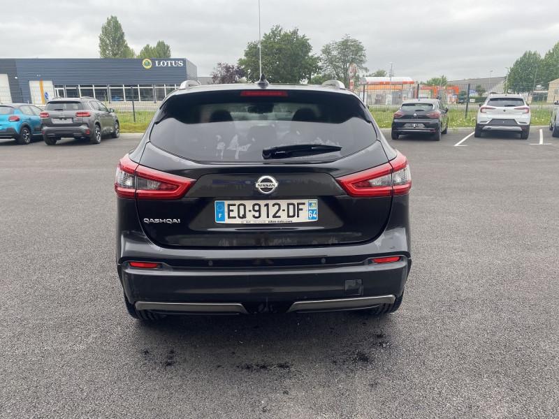 Nissan Qashqai 1.5 DCI 110CH TEKNA Noir occasion à Serres-Castet - photo n°3
