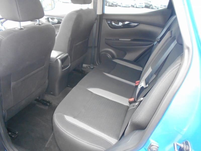 Nissan Qashqai 1.5 dCi 115 Business Edition Bleu occasion à Bessières - photo n°6
