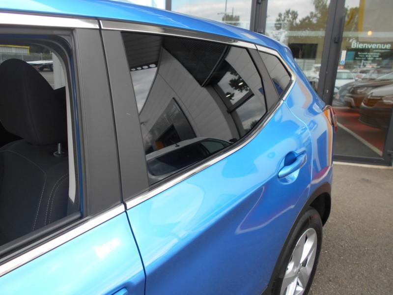 Nissan Qashqai 1.5 dCi 115 Business Edition Bleu occasion à Bessières - photo n°5