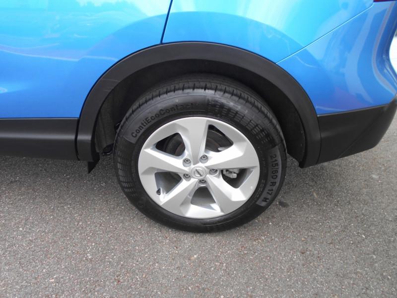 Nissan Qashqai 1.5 dCi 115 Business Edition Bleu occasion à Bessières - photo n°8