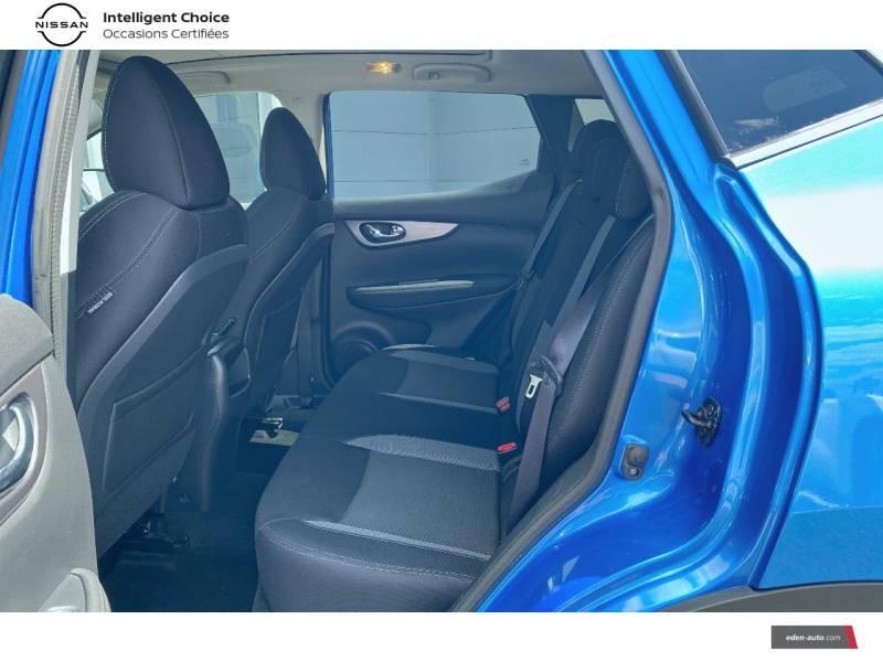 Nissan Qashqai 1.5 dCi 115 N-Connecta Bleu occasion à Chauray - photo n°16